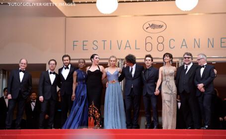inchiderea festivalului de la Cannes 2015