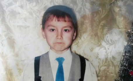 copil disparut