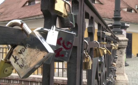 Podul Minciunilor Sibiu - stiri