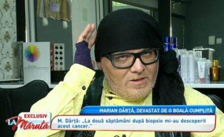 Marian Darta, stilistul vedetelor din Romania, s-a stins dupa o lupta grea cu un cancer
