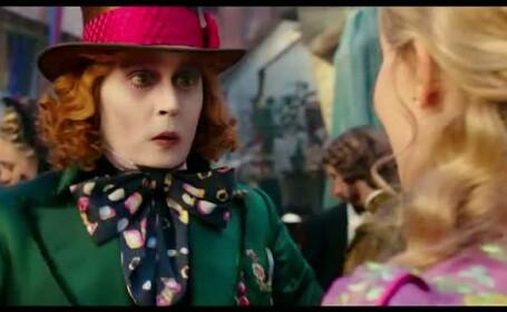 Alice in Tara Oglinzilor, Johnny Depp, filme