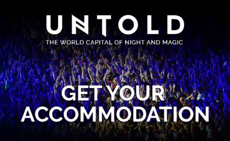 Unde te cazezi tu si gasca ta cand vii la UNTOLD. Ia-ti acum cazare pentru cel mai bun festival din Europa!