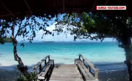 insula din Pacific