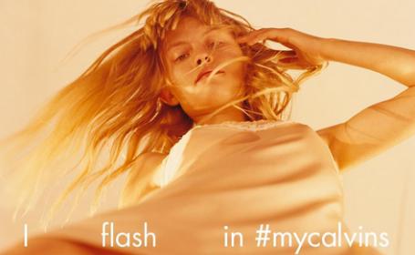 Campania cu care Calvin Klein si-a atras critici dure din partea publicului. Cum a fost fotografiata aceasta tanara. FOTO