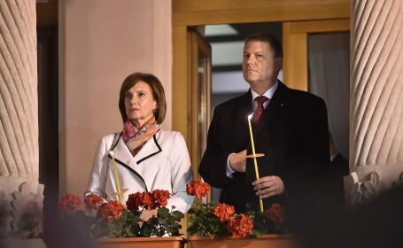 Klaus si Carmen Iohannis, inviere - agerpres