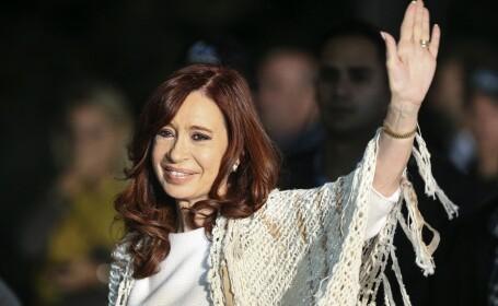 Cristina Fernandez de Kirchner -Agerpres