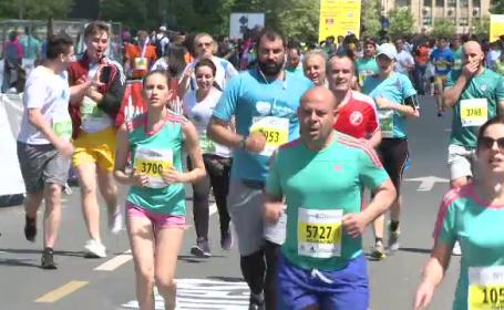 maraton Bucuresti