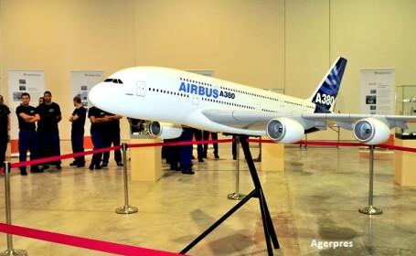 macheta Airbus