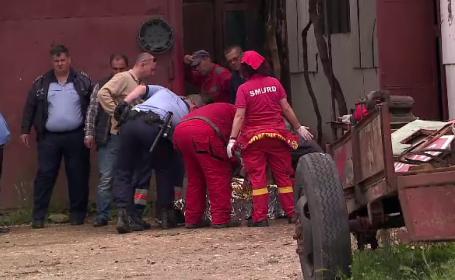 Un muncitor din Constanta, ranit grav dupa ce un extinctor i-a explodat in fata. Zgomotul s-a auzit de la peste 2 km