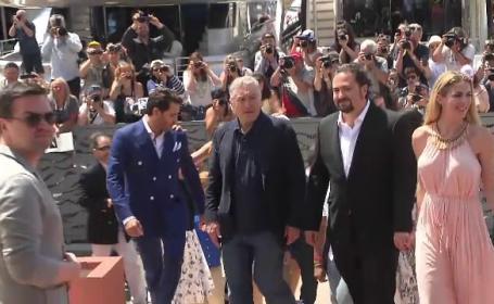 Robert de Niro, Cannes