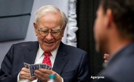 Lovitura de 1 mld. dolari pe care legendarul Warren Buffett o da la Apple. Cea mai mare companie din lume, in cadere libera