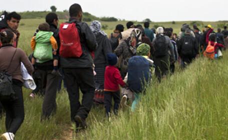 cover prima refugiati in camp
