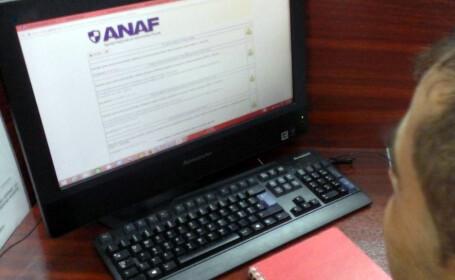 inspector la calculator ANAF