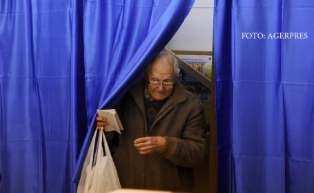 pensionar care voteaza