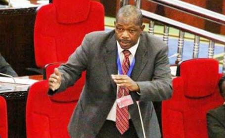 ministrul de interne din Tanzania, Charles Kitwanga