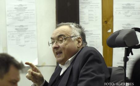 Omul de afaceri Dan Adamescu, la sediul Inaltei Curti de Casatie si Justitie