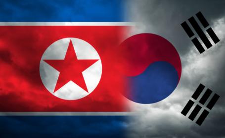 Coreea de Nord si Coreea de Sud