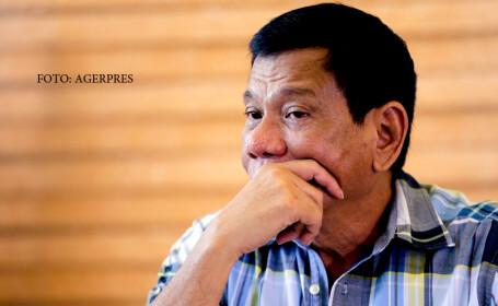 Rodrigo Duterte, presedinte ales in Filipine