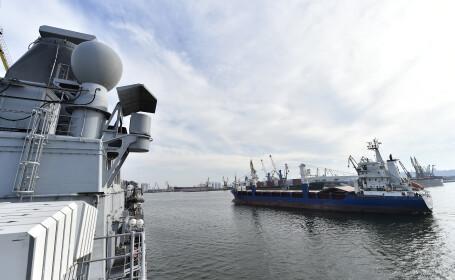 Rusia baga un milion de dolari in Marea Neagra. Cum se va simti aceasta investitie in infrastructura in porturile noastre
