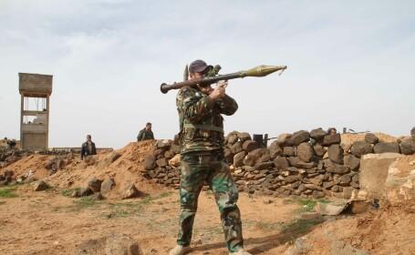 Ofensiva de proportii pentru indepartarea jihadistilor din nordul Raqqa, fief-ul ISIS: \