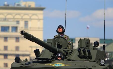 Oficial rus: Tarile baltice, Romania, Polonia, Marea Britanie si SUA \