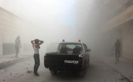 Doua atentate cu masini-capcana comise in Irak. Cel putin 22 de persoane au murit, iar alte 70 au fost ranite