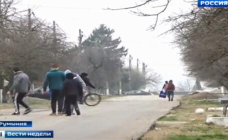 Documentar Rossia 1 despre Romania: \