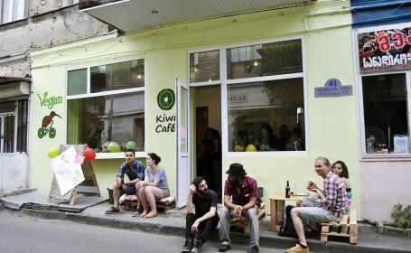 cafenea Kiwi Tbilisi