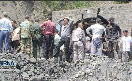 Iran explozie mina