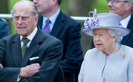 Prinţul Philip, soţul reginei Elisabeta a II-a a fost spitalizat pentru o operaţie la şold