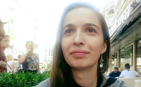 Cristina Tunegaru, profesoara,