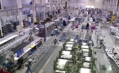 Cel mai bun rezultat din 2014 incoace pentru productia industriala locala