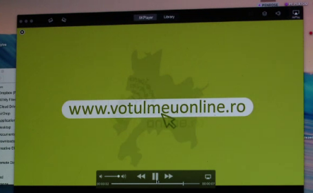 Votul electronic ar putea fi implementat in curand in Romania. Primele orase in care va fi testat sistemul