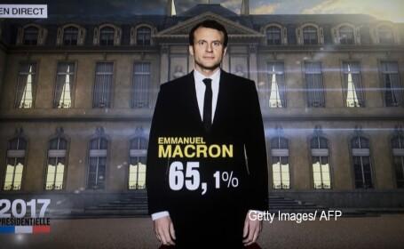Portretul viitorului presedinte al Frantei. Cine este Emmanuel Macron si ce schimbari a promis