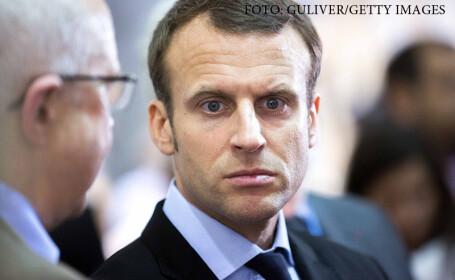 Cel mai citit ziar din Rusia sugereaza ca Macron e \