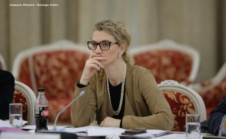 """Senatorul PNL Gorghiu: """"Ne-am făcut iar de băcănie în faţa partenerilor internaţionali"""""""