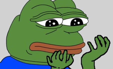 Pepe The Frog, un simbol al \