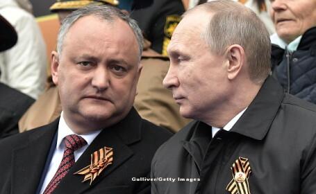 Parada militara la Moscova, de 9 mai - 3