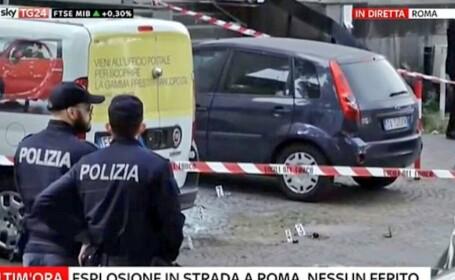 Explozie Roma