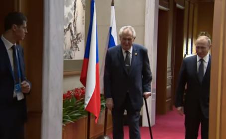 Milos Zeman, pe cale de a obține un nou mandat de președinte în Cehia. A câștigat primul tur