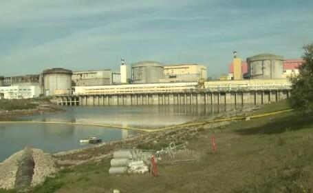 Reactorul 2 al centralei nucleare de la Cernavodă s-a oprit joi dimineaţă