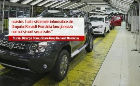 Atac cibernetic Renault
