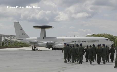 Aeronava NATO AWACS E-3A