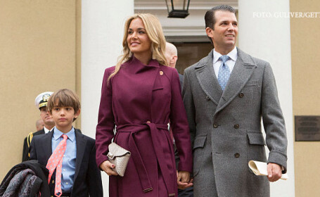 Donald Trump Jr. si fiul sau Donald John III