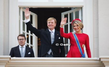 Regele Olandei Willem-Alexander co-pilot