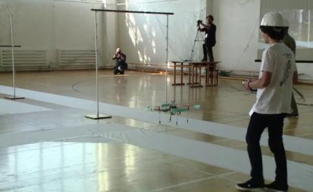 drone roboti