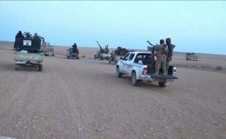 jihadisti Libia
