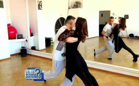 Magda Palimaru a inlocuit sala de sport cu cea de dans. Ce beneficii aduce miscarea pentru organism