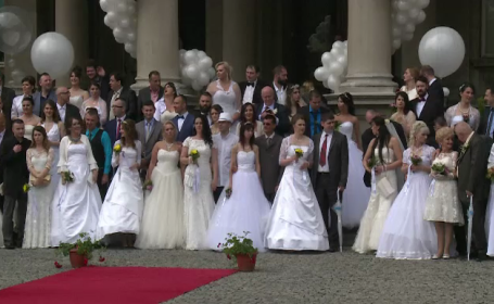 nunta colectiva
