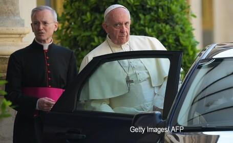 Papa Francisc a vizitat o familie de români ortodocsi in Italia. Ce a spus Suveranul Pontif cand a sunat la usa